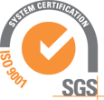 Service provision certification ISO 9001 Xeridia UK