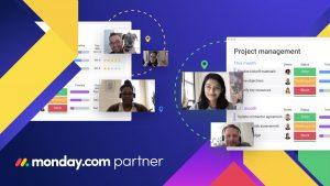 xeridia and monday.com partnership announcement